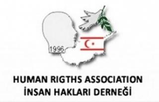 """KKTC İnsan Hakları Derneği: """"Kıbrıslı Türkler'e..."""