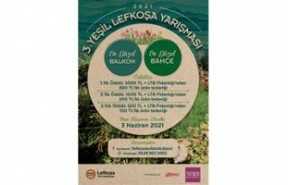 LTB 3. yeşil Lefkoşa yarışması için başvuru...