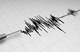 """Meteoroloji dairesi: """"4.5 şiddetinde deprem meydana..."""
