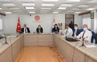 Orman yangınlarını araştıran meclis komitesi...