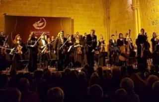 18. uluslararası Kuzey Kıbrıs müzik festivali...