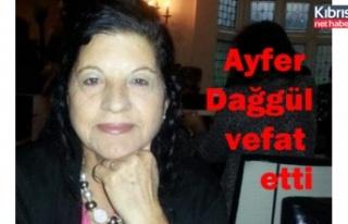 Ayfer Dağgül vefat etti