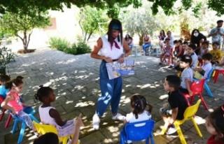 EMAA, yayınladığı çocuk kitaplarını 1 Haziran...