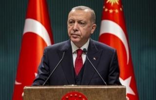 Erdoğan: AB ülkeleri Kıbrıs konusunu ve müzakereleri...