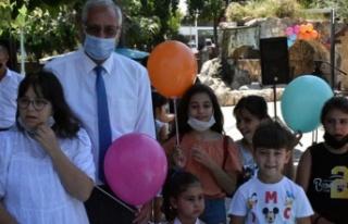 Girne Belediyesi dünya çocuk günü etkinlikleri...