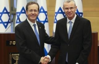 Isaac Herzog, İsrail'in 11. Cumhurbaşkanı...