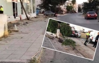 Kaza yapan öğrenci sokağı birbirine kattı