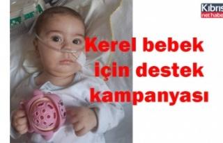 Kerel bebek için destek kampanyası