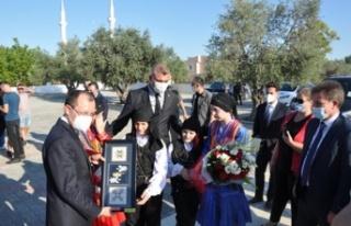 Muş, Karadeniz Kültür Derneği İskele şubesini...