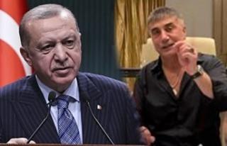 """Sedat Peker, """"Erdoğan ile halaleşme"""" videosunu..."""