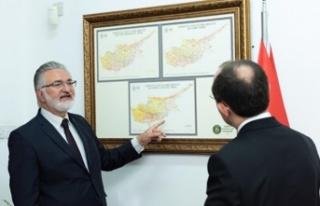 Tc Ticaret Bakanı Muş, Kıbrıs Vakıflar İdaresi...