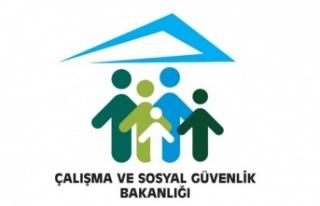 Turizm sektörüne sosyal güvenlik desteği verilmesi...