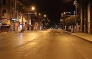 35 kişi sokağa çıkma yasağını ihlal etti