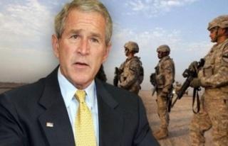 ABD'nin eski Başkanı Bush: Afganistan'dan...