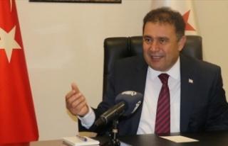 Başbakan Saner Kapalı Maraş Kararını Eleştirenleri...