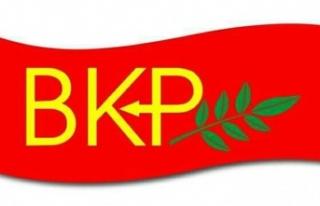 BKP MYK, Bizden'den Sonra An'ın Da Türkiye'ye...