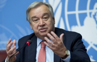 BM Genel sekreteri Guterres'in, Maraş'la...