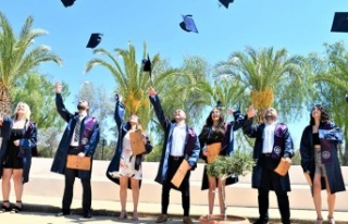 DAÜ Dr. Fazıl Küçük Tıp Fakültesi mezunları...