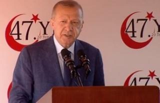 """Erdoğan: """"Maraş'ta, Mülkiyet Haklarına Riayet..."""