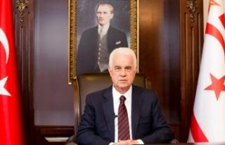 Eroğlu: Rumun ni̇yeti̇ bi̇zleri̇ 20 Temmuz 1974...