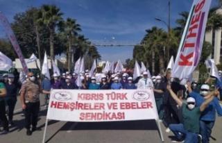 Girne Akçiçek Hastanesi acil serviste hemşire kalmadı