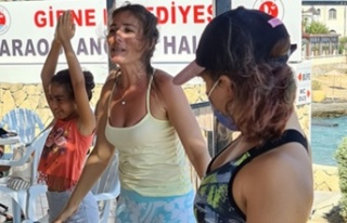 Girne Belediyesi'nin düzenlediği yaz tatili...