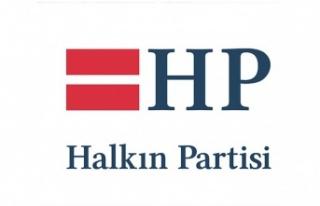 Halkın Partisi: Ev sahibi biziz ve o gün evimizde...