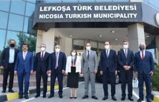 Harmancı, Türkiye'nin 5 Büyükşehir Belediyesinin...