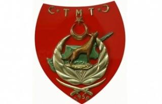 Kıbrıs TMT Mücahitler Derneği CTP ve TDP'yi...