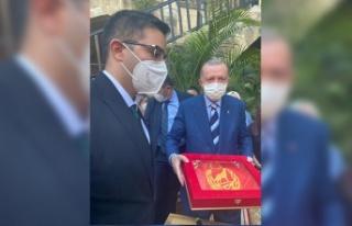 Kıbrıs TMT Mücahitler Derneği TC Cumhurbaşkanı...