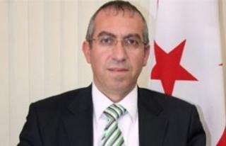 KKTC'nin Ankara Büyükelçisi Köprülü, Anıtkabir'i...