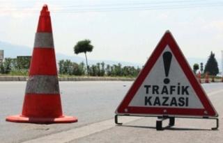 KKTC'de Geçtiğimiz Hafta 53 Trafik Kazası Meydana...