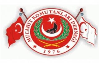 Mücahit Komutanları Derneği CTP ve TDP'nin boykot...