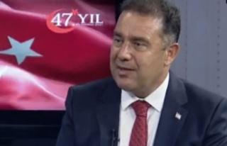 Saner: TC Cumhurbaşkanı Erdoğan iki egemen devlet...