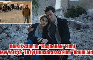 """Derviş Zaim'in """"Flaşbellek"""" Filmi,..."""