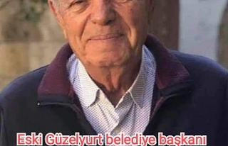 Eski Güzelyurt belediye başkanı İsfendiyar Açıksöz...