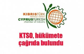 KTSO, hükümete çağrıda bulundu
