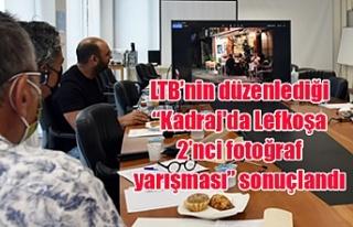 """LTB'nin düzenlediği """"Kadraj'da Lefkoşa..."""