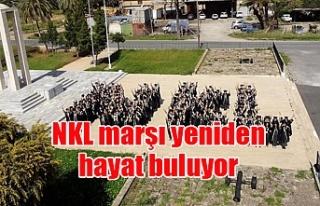 NKL marşı yeniden hayat buluyor