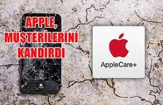 Apple, müşterilerini kandırdı
