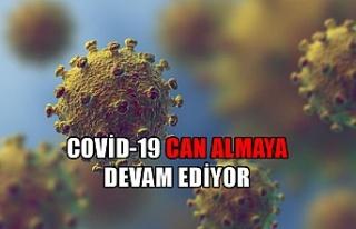 Covid-19 can almaya devam ediyor