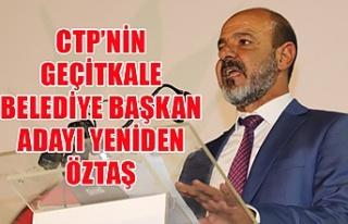 CTP'nin Geçitkale Belediye Başkan adayı yeniden...