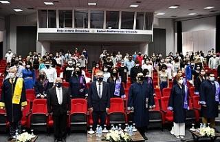 DAÜ Dr. Fazıl Küçük Tıp Fakültesi yeni öğrencilerine...