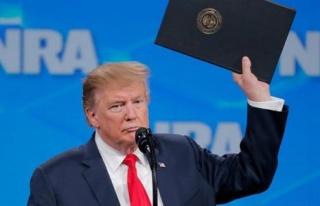 ABD, BM Silah Ticareti Anlaşmasından Çekiliyor