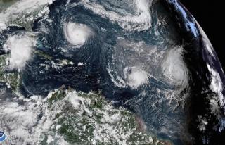 ABD Florence kasırgasını bekliyor