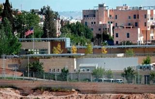 ABD, Konsolosluğu Kudüs Büyükelçiliği'ne Taşıdı