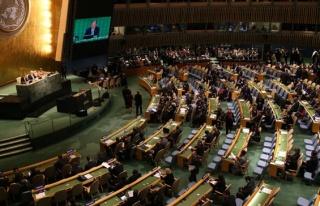 ABD ve 6 Ülkeden BM'ye Suriye İçin 'Yeni Anayasa'...