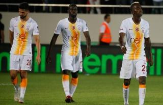 Akhisarspor-Galatasaray maç sonucu: 3-0