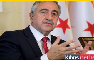 Akıncı, Kılıçdaroğlu'na geçmiş olsun mesajı...