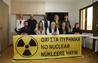 Akkuyu'daki Nükleer Santrala Karşı İnsan Zinciri...